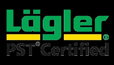 Lagler PST Certified logo